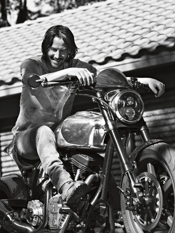 The Esquire Interview: Keanu Reeves | Culture