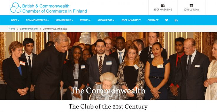 The Commonwealth is a voluntary association of 53 nations covering 2.2 billion people on 5 continents and representing 20% of the World's Economy.
