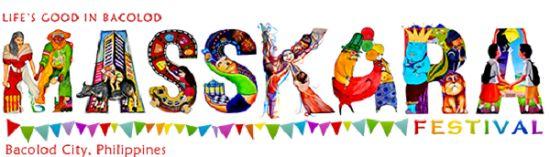 Celebrating Bacolod's Masskara Festival 2013!
