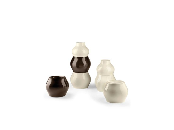 Polyethylene stool FUZZY STOOL by PLUST Collection by Euro 3 Plast design Eddy Antonello