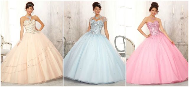 The best quinceanera dresses in South Florida.
