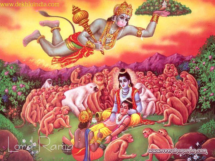Lord Hanuman | Lord Hanuman: Lord Hanuman Wallpapers for Desktop