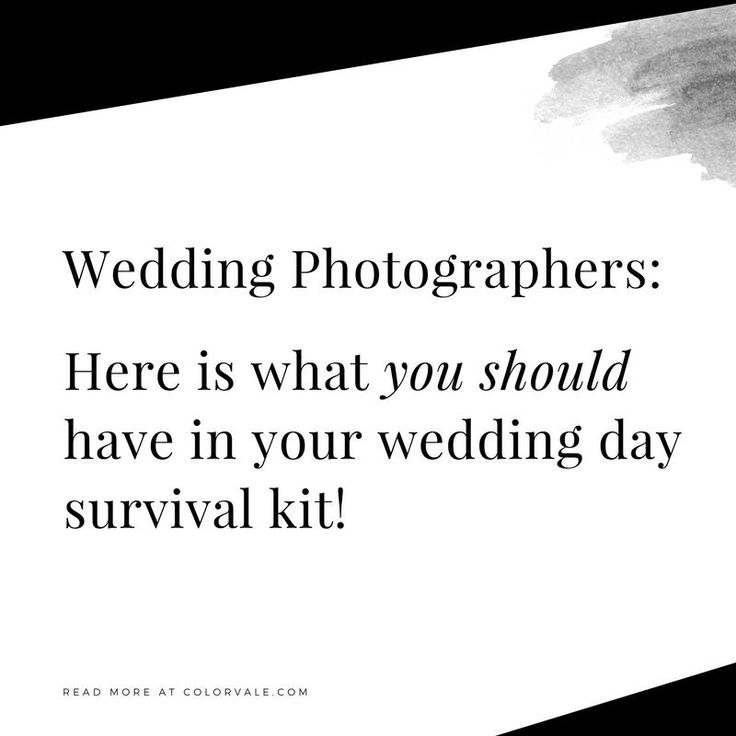During my time as a wedding photographer I was nothing short of prepared. Maybe it's part of my personality, but being under prepared makes chaos in my brain. It was very important to me that my bride felt like someone (me) was there to make sure that this day went smoothly as possible. Why? Because that's the best word of mouth. If your bride has nothing but great things to say about how you handle all the chaos, your golden (Pony Boy). My job isn't to be the maid-of-honor, however I…