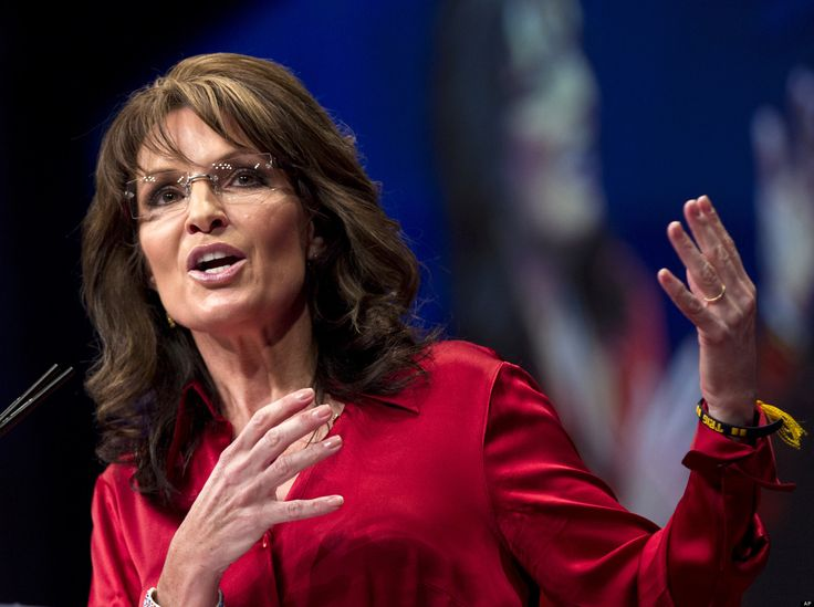 "Global warming isn't happening, former Alaska Gov. Sarah Palin (R) argued over the weekend, pointing to the fact that it was snowing in Alaska in May. ""Global warming my gluteus maximus,"" she wrote in a post on her Facebook page, adding a small dose of politics to a picture of her youngest daughter Piper in the snow after graduation."