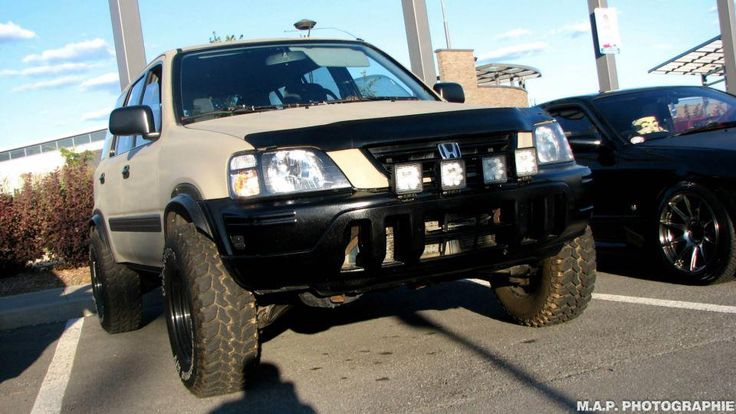 Crv Lift Kit Or Bigger Tires Off Roadin Page 16 Honda