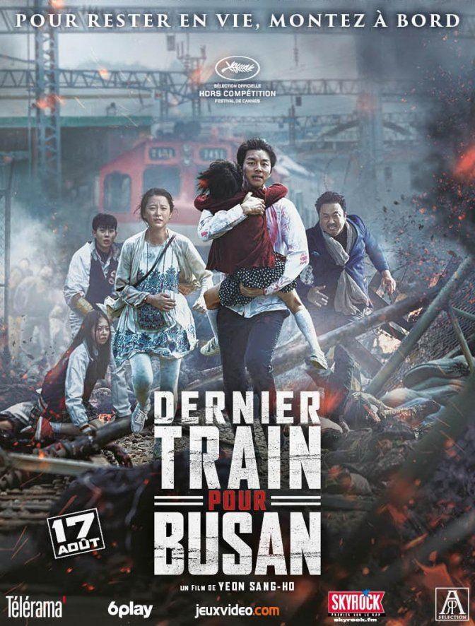 Dernier Train pour Busan - la critique du film