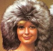Winter hat style 70's Finland
