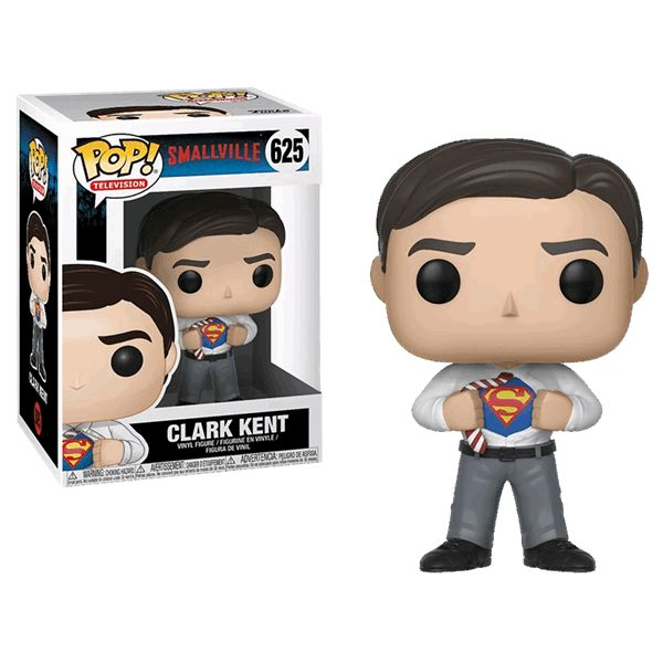 Clark just seems a normal boy who's slightly more secretive than usual. In October 1989, a huge meteor shower destroyed most of the town of Smallville, Kansas. This event brought Jonathan and Martha Kent what they always wanted, a son they named Clark. Smallville follows Clark's formative years, before he became known as Superman.   This Pop! features Clark Kent, in his formative years before coming Superman.  Approx. 9.5cm tall.