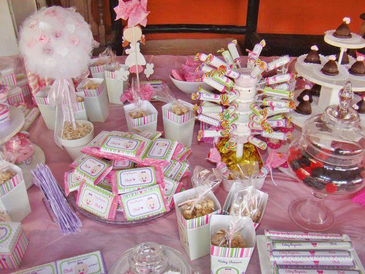 25 best ideas about dulces para baby shower on pinterest for Mesa de dulces baby shower