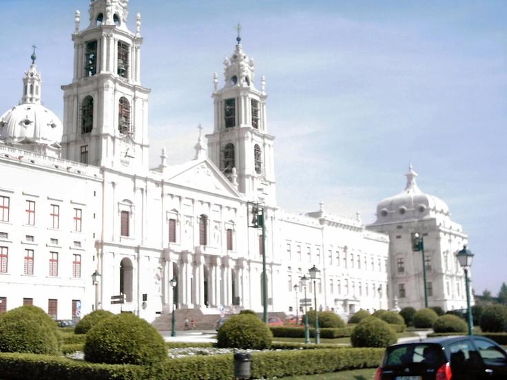 Mafra-Palacio Real