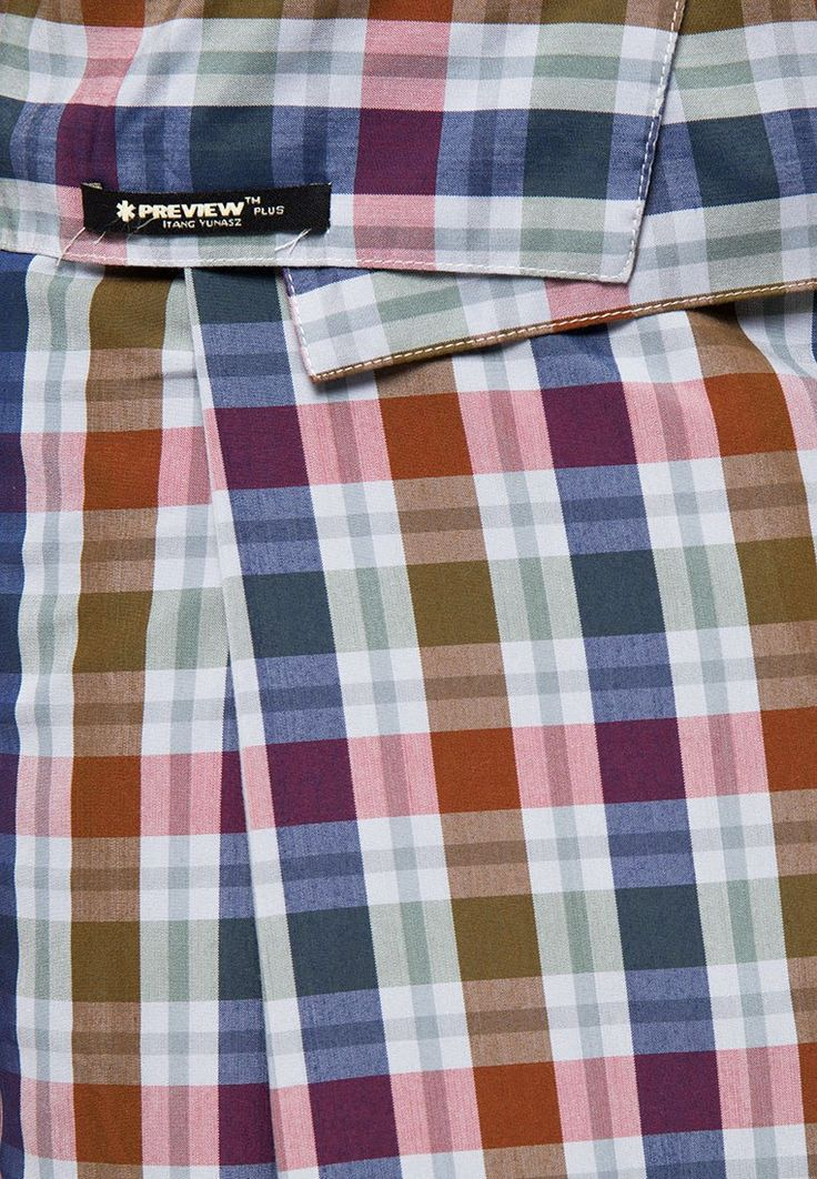 Sarong Pants with plaid pattern design by Preview Itang Yunasz. pants that made of sarong, with a multi color, with wide pants style, with a layer accent, pants for your lazy day, or casual day, pants that can go with your st-shirt or a loose shirt, pair it with sandals.   http://www.zocko.com/z/JH1Pn