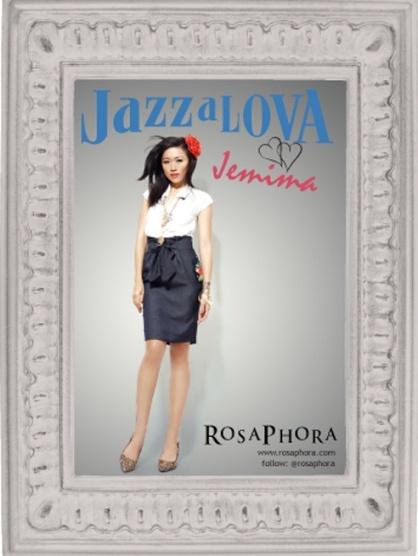 Rosaphora Jazzalova - FW 2011 ad campaign