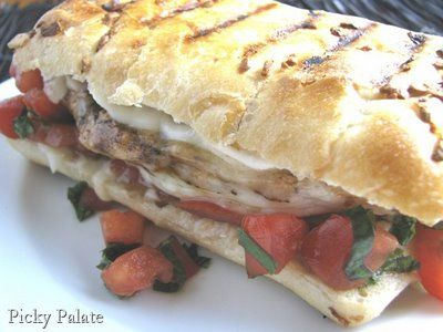 188 Best images about Toasted (Grilled) Sandwiches on ...