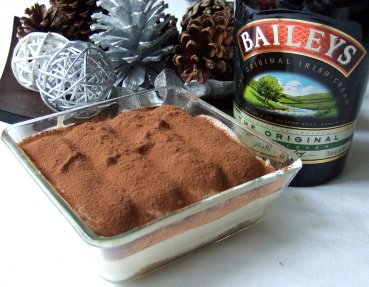 Baileys tiramisu - CookTogether