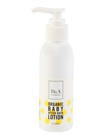 DnA Elements - Baby After Bath Lotion