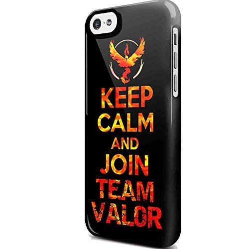 Keep Calm and Join Team Valor for Iphone and Samsung Gala…