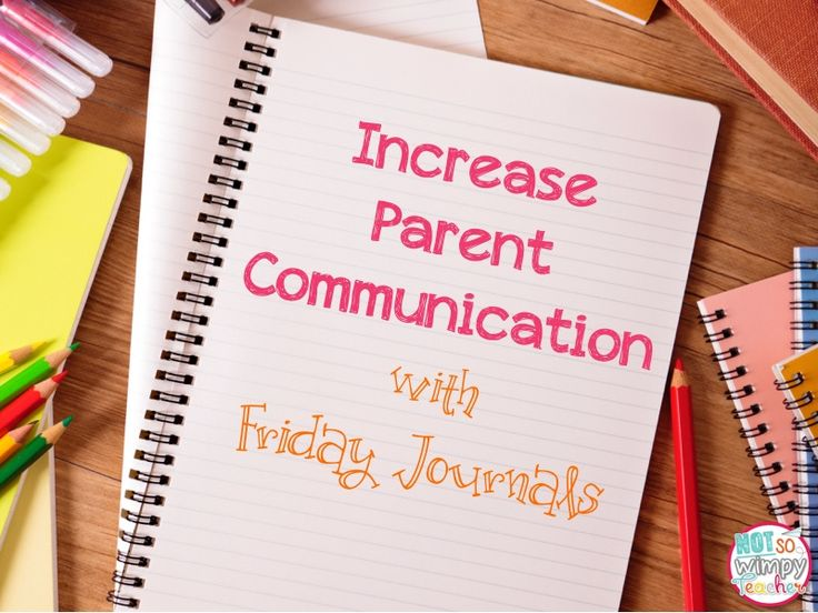 Two years ago, I made a professional goal to increase parent communication. My school requires a weekly class newsletter. Yes, I said ...