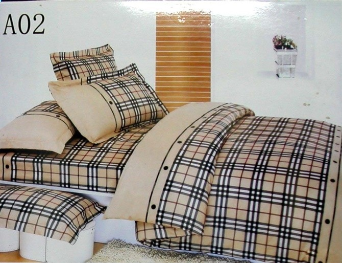 Burberry Comforter Set For The Home Comforters
