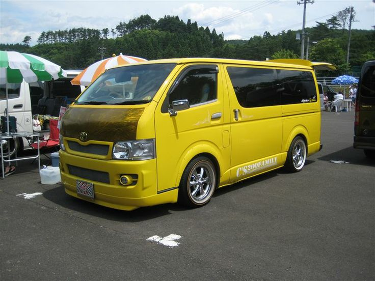 26 Best Images About 200 Hiace On Pinterest Logos Cars