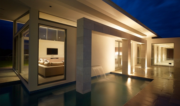 2011 Master Builders' Association Regional Division Award For Best Residence Over $ 1 M, Builder: Trade Fusion