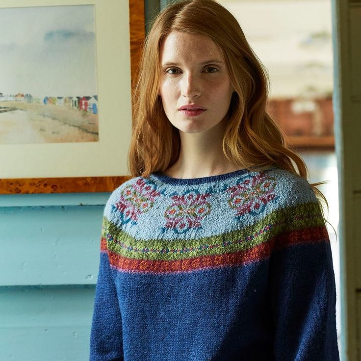 135 best Marie Wallin images on Pinterest | Knitting patterns ...