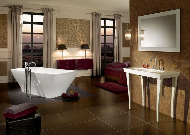 11 best Villeroy \ Boch Bathrooms images on Pinterest Bathroom - villeroy und boch badezimmer