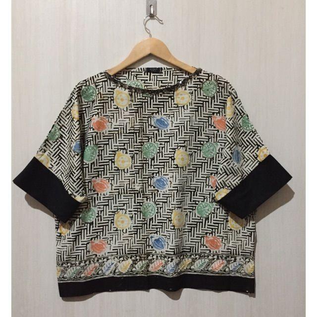 Temukan dan dapatkan Atasan/blouse batik cap hanya Rp 167.000 di Shopee sekarang juga! http://shopee.co.id/imanggoethnic/298152820 #ShopeeID