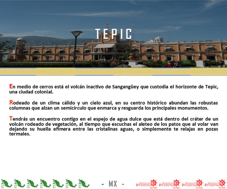 Tepic Info...