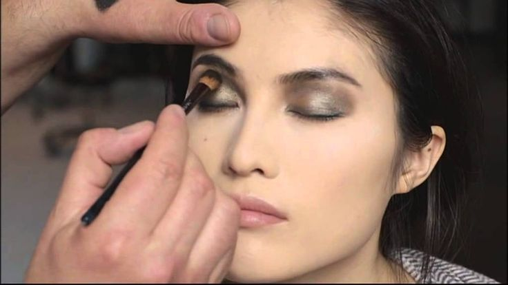 """Make-up tutorial """"Eye intense"""""""