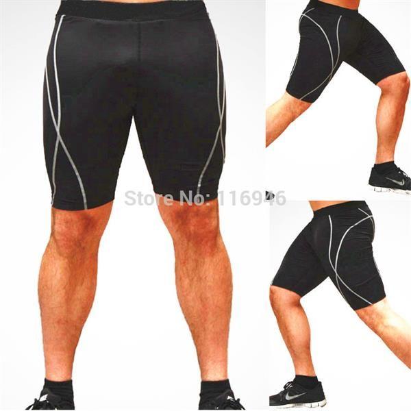 Компрессионные шорты для бега