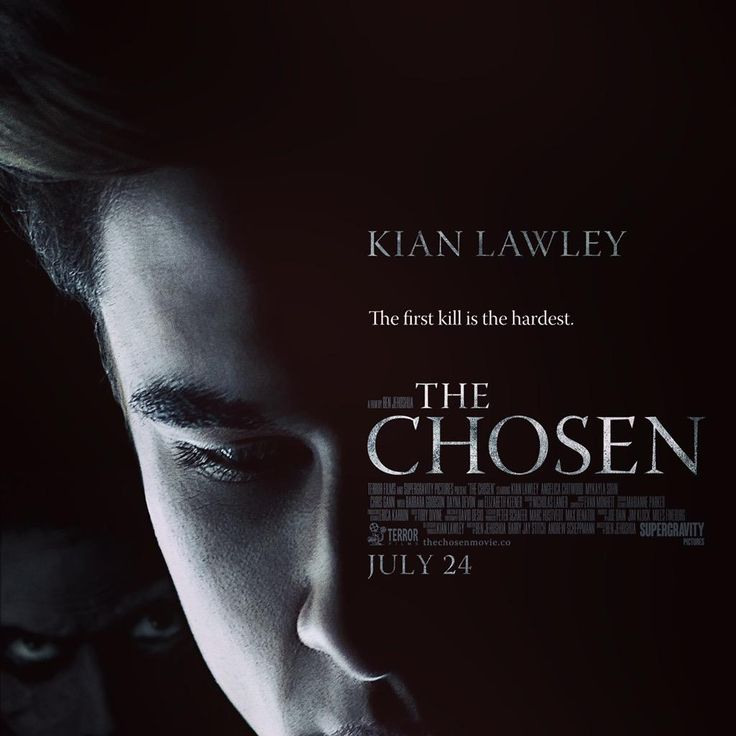 "MY MOVIE ""The Chosen"" COMES OUT JULY 24TH !!! Go to http://TheChosenMovie.co  for more details"