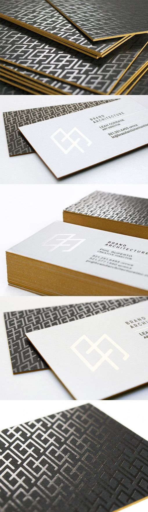 1616 Best Business Cards Images On Pinterest Brand Identity Design