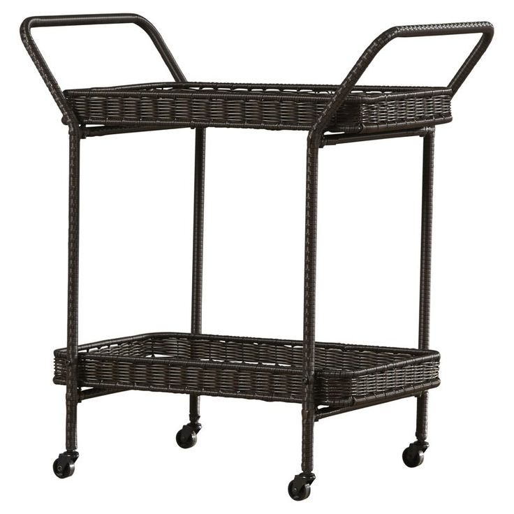 Petherton Serving Cart