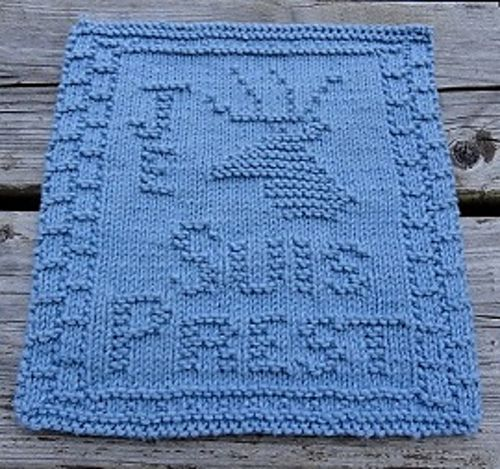 Ravelry: Outlander Je Suis Prest Stag Cloth pattern by Alli Barrett