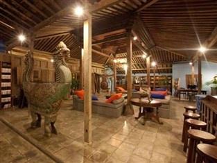 D'Omah Boutique Hotel Yogyakarta Yogyakarta - Pub/Lounge