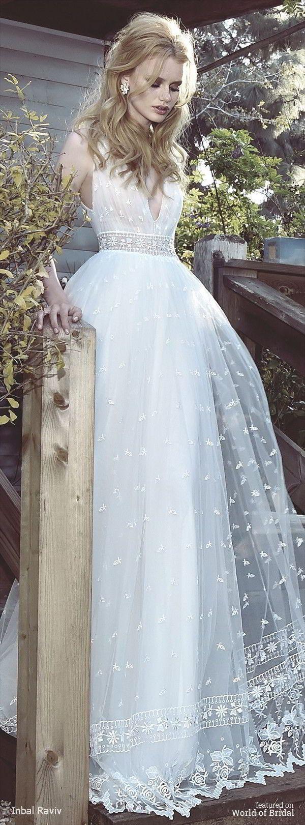 Inbal Raviv 2016 Wedding Dresses