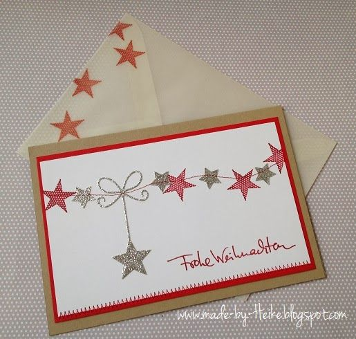ber ideen zu weihnachtskarten selber machen auf pinterest weihnachtskarten. Black Bedroom Furniture Sets. Home Design Ideas