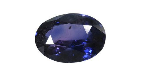 2.01ct Natural Colour Change Sapphire,Oval