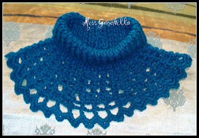 Crochet - Cuello