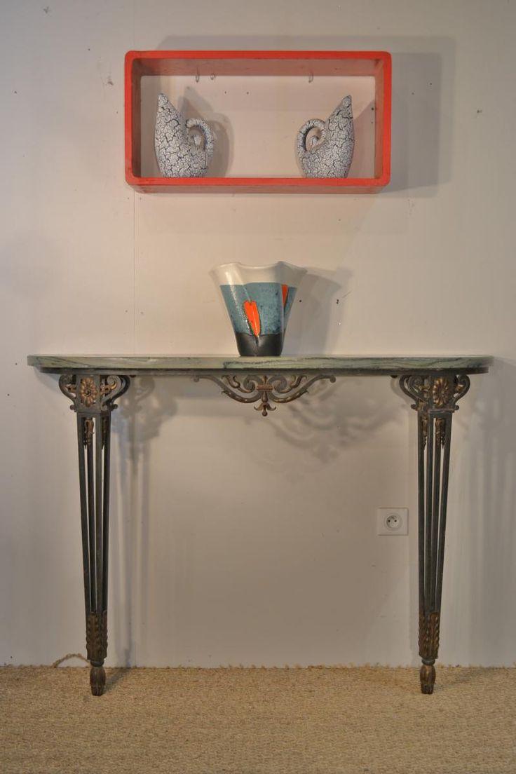 les 25 meilleures id es de la cat gorie console fer forg sur pinterest fer antique poque. Black Bedroom Furniture Sets. Home Design Ideas