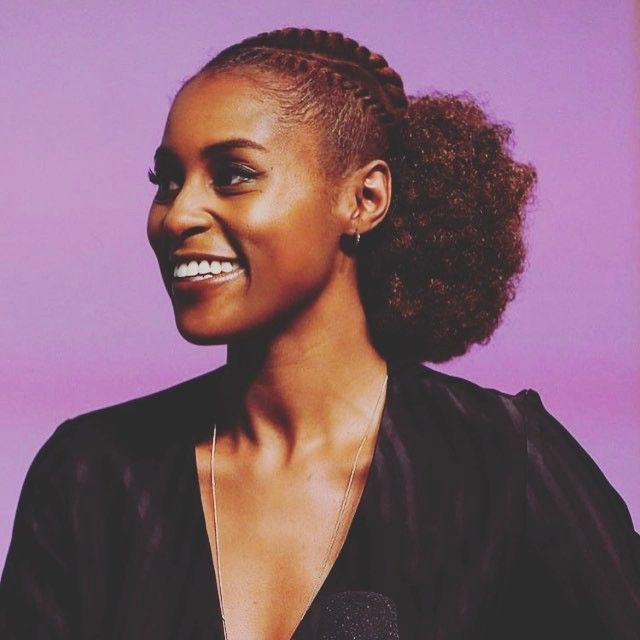 """716 Likes, 18 Comments - Felicia Leatherwood (@lovingyourhair) on Instagram: """"#issarae at #DeadlineContenders.  #hairbyfelicialeatherwood #naturalhair…"""""""