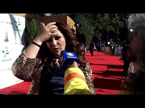 MARLENE QUINTO LA VOZALONA, Premios de la Radio' bY Felix Castillo, Televisa Mexicali