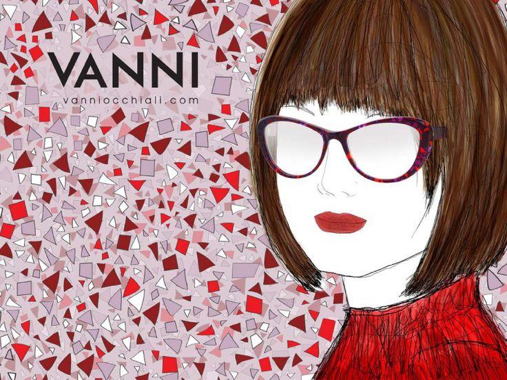 VANNI Tangram Eyewear Adds a Touch of Stylish Wisdom to