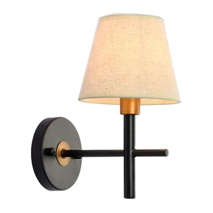Tekli Kumaş Şapkalı, Siyah, Klasik Aplik - 51720-05-W01-BK