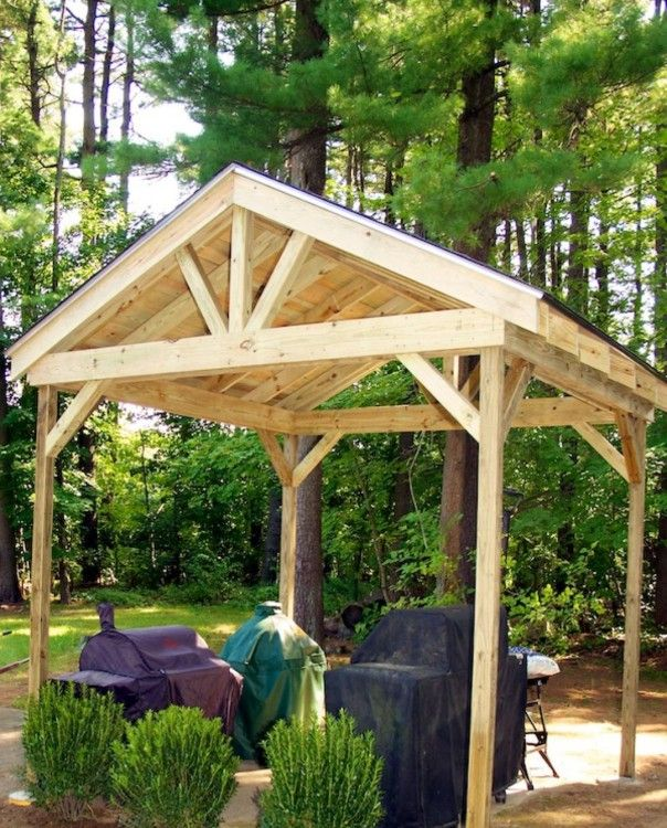 the forest how to get in gazebo
