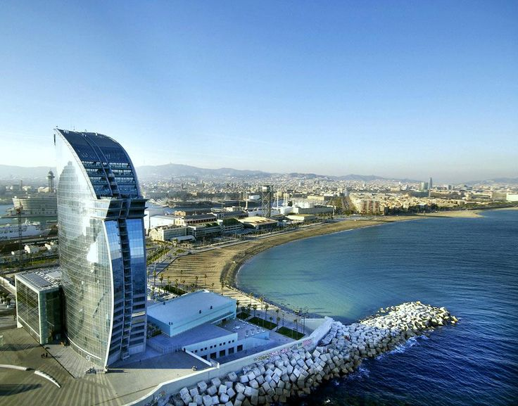 THE W BARCELONA HOTEL | Home And Decoration