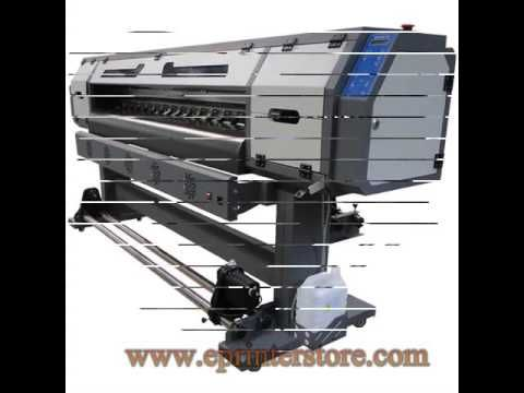 Cheap 2 5m WER ES2502I advertising poster,eco solvent vinyl printer