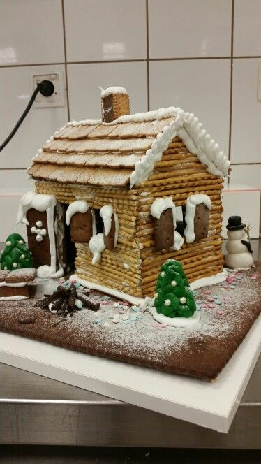 gingerbread house 2014.