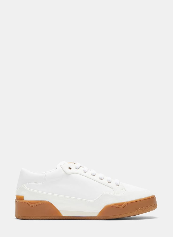 Men's Designer Trainers Shoes   Discover Now LN-CC - Panelled Low-Top Sneakers