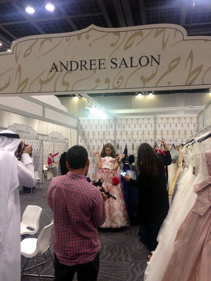 Andree Salon @ Fashion Saray